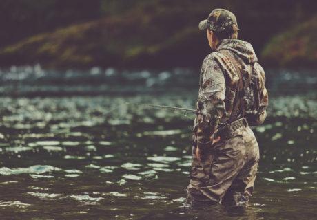 Fishing in Siskiyou