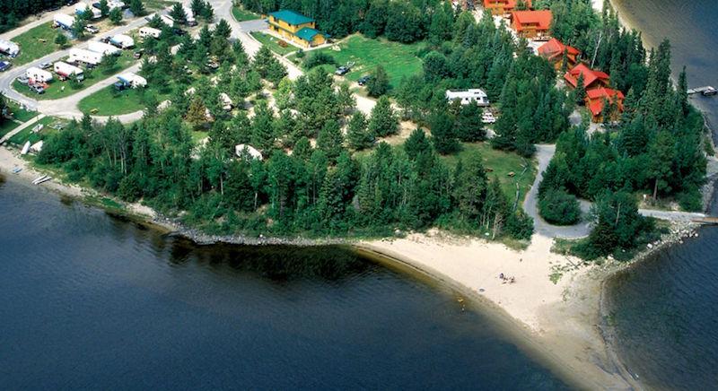 Abrams Lake Rv Park Discover Siskiyou