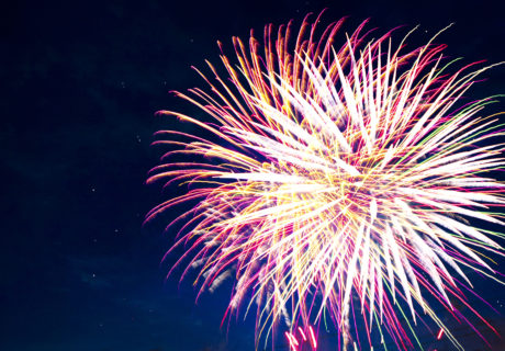 Fireworks, Yreka, Siskiyou