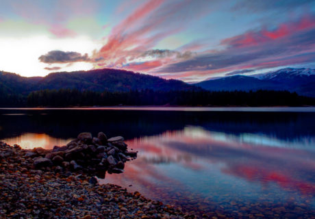 Lake Siskiyou, Wander Above Venture Beyond