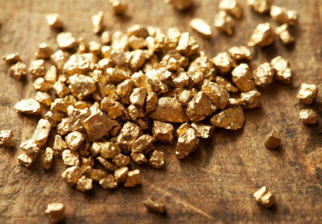 Gold Nuggets, Gold Rush Days