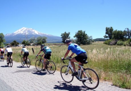 Century Bike Race, Siskiyou