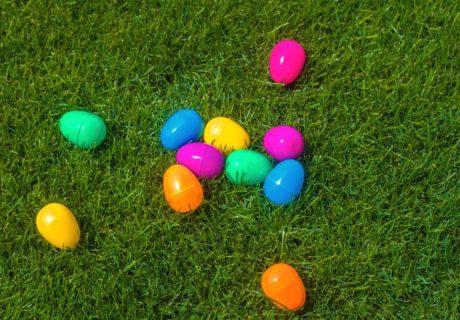 Easter Eggs, McCloud, Siskiyou