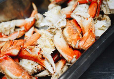 Siskiyou Crab Feed Dorris