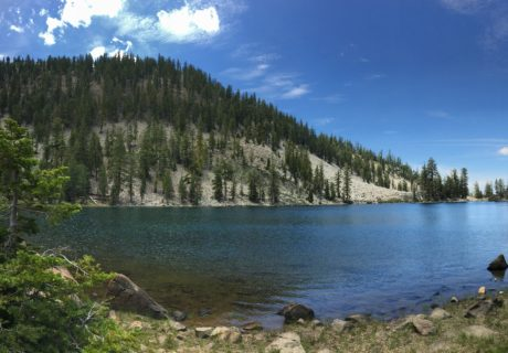 Deadfall Lake, Siskiyou