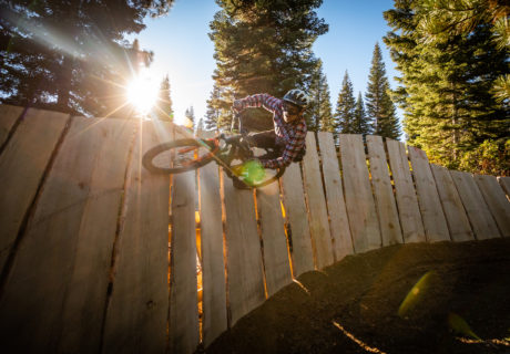 Mt. Shasta Ski Park, Mountain Biking, Summer