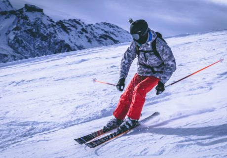 banked slalom