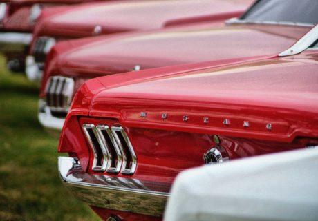 Classic Car Show, Siskiyou