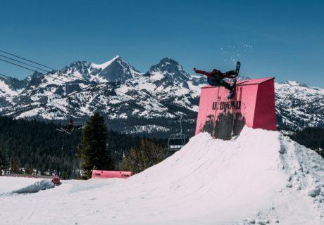 rail jam siskiyou county mt. shasta ski park