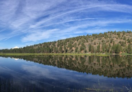 Orr Lake, East Siskiyou