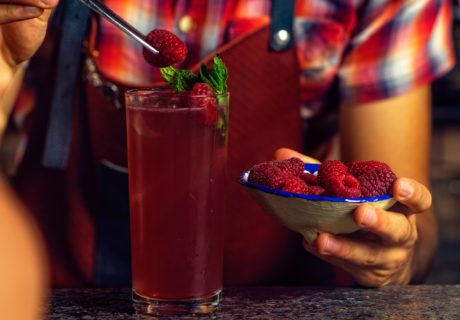 Berries and Cocktails, Savor the Season, Siskiyou