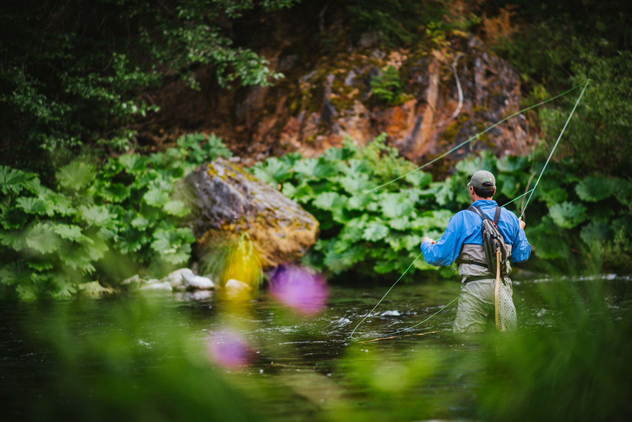 Discover Siskiyou Podcast featuring: Fly fishing the Upper Sacramento River in Dunsmuir, CA