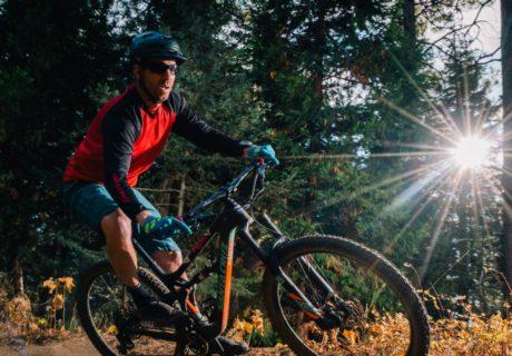 Mountain Biking, Shasta, Siskiyou