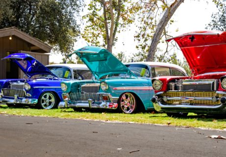 mccloud motor car show