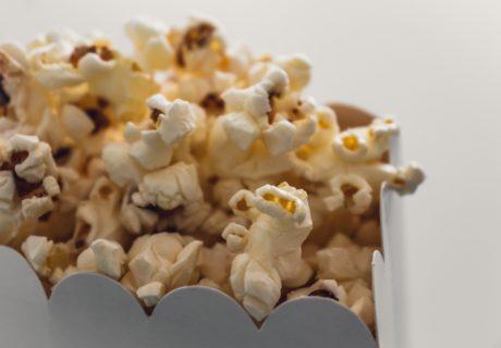 Movie Popcorn, 4th Thursday Film Night