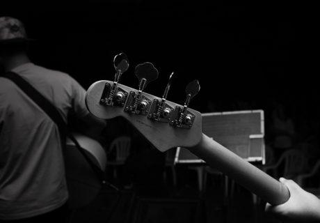 Guitar Close Up, Wind Fields, Yreka, Siskiyou