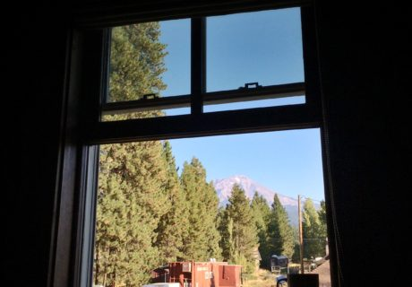 Siskiyou View, Mount Shasta, California