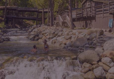 Creek Plunge, Siskiyou