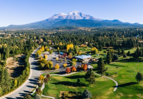 Mt Shasta Resort Golf Course