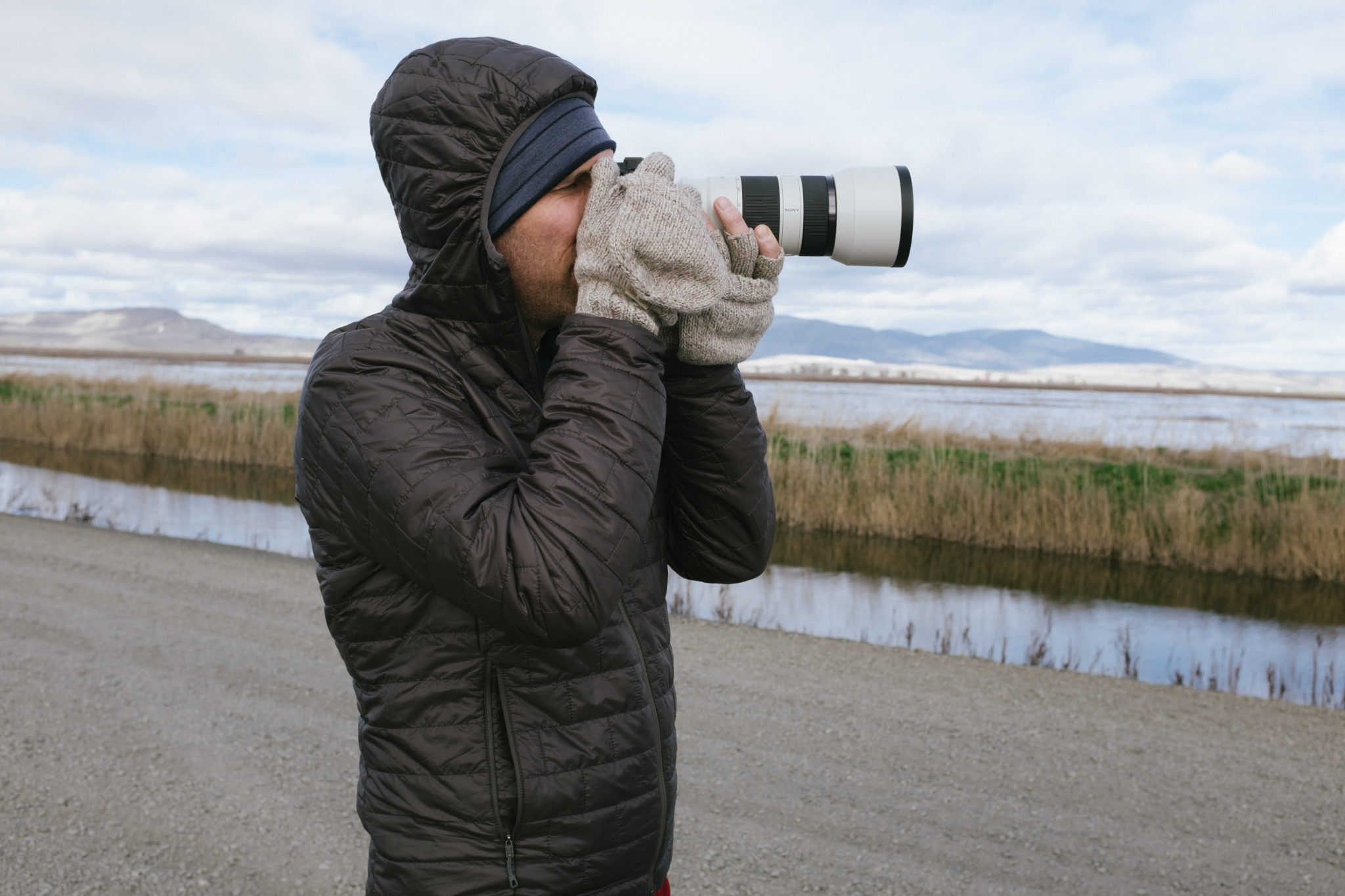 Discover Siskiyou Podcast featuring: Birding photography - Tulelake, CA