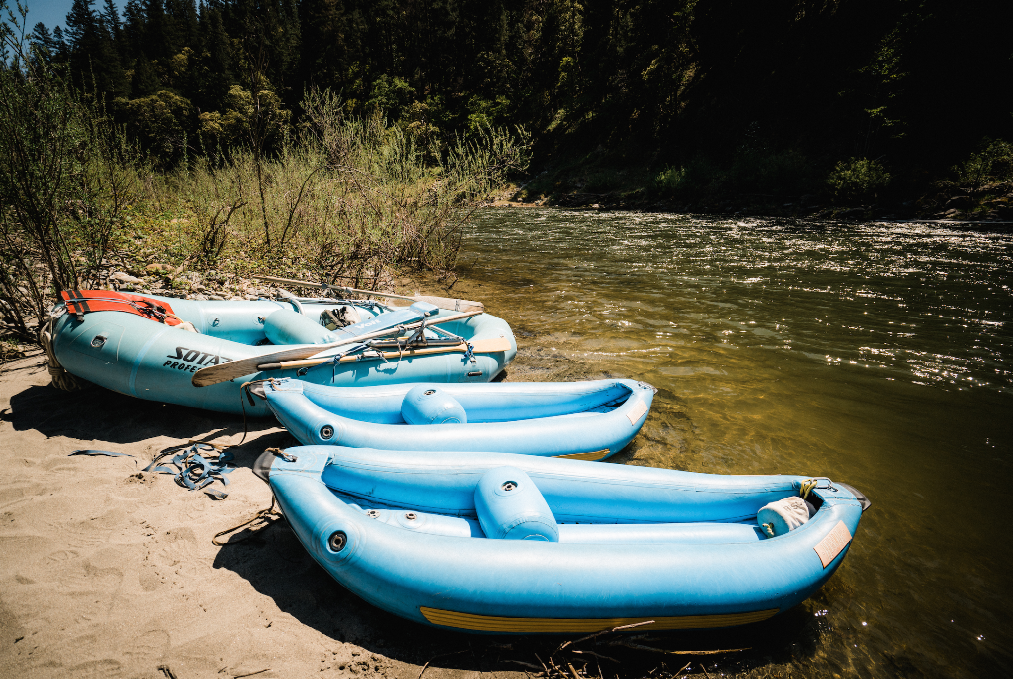 Discover Siskiyou Podcast featuring: Rafting at Happy Camp, CA
